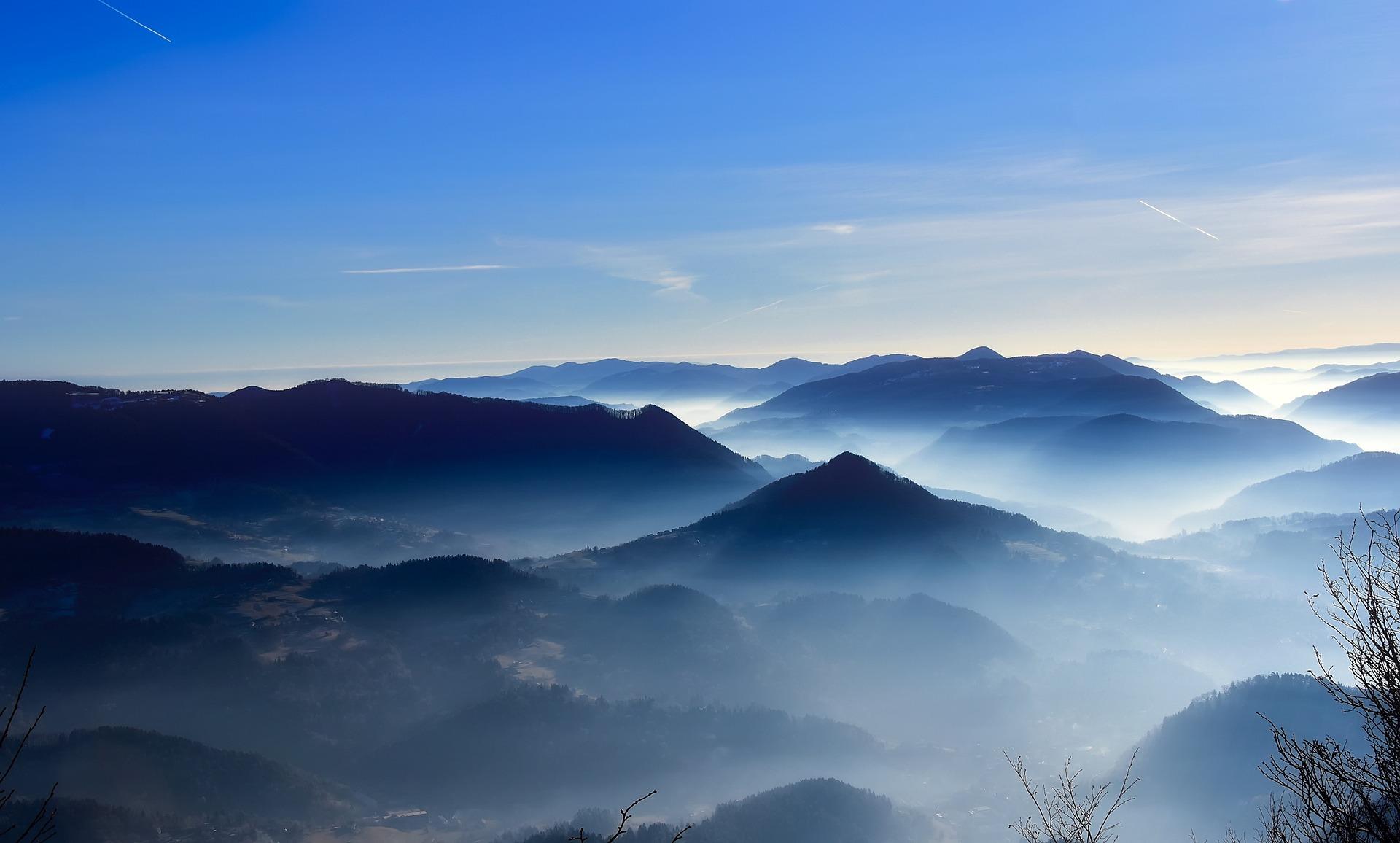 อากาศบริสุทธิ์และความสวยงาม
